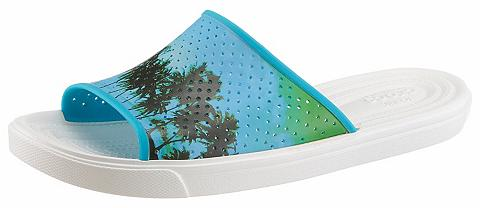 CROCS Šlepetės »Citi Lane Roka Tropical Slid...