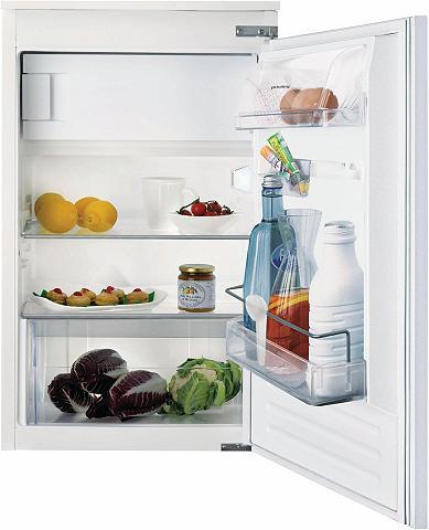 Įmontuojamas šaldytuvas su Gefrierfach...