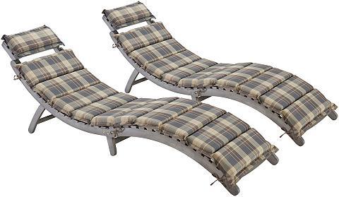 Sodo gultas »Havanna« (2 vnt. rinkinys...