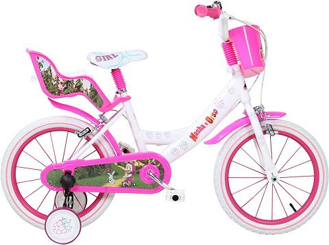 Masha and the bear Vaikiškas dviratis »Mascha ir der Bär«...
