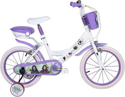 Vaikiškas dviratis Mädchen 16 Zoll U-B...