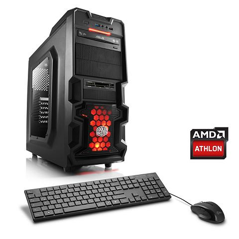 Gaming PC AMD Athlon X4 880K | GTX 106...