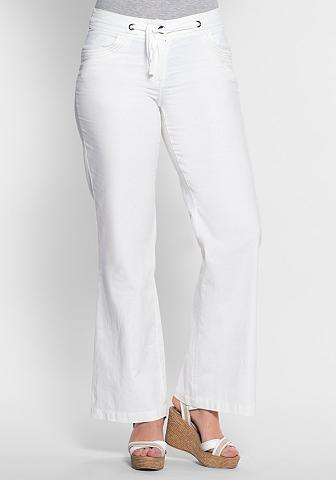 Kelnės su Leinen-Anteil