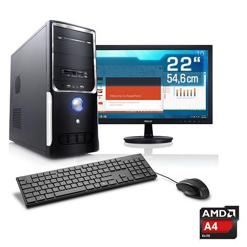Office PC rinkinys | AMD A4-5300 | HD ...