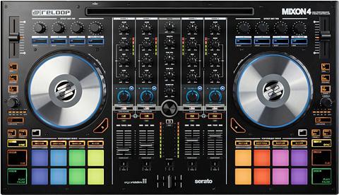 RELOOP DJ Žaidimų valdymo pultas »Mixon 4«