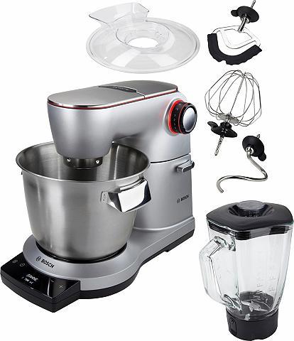 BOSCH Küchenmaschine OptiMUM MUM9DT5S41 1500...