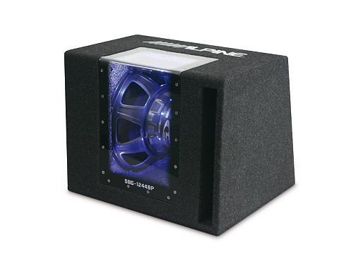 ALPINE Žemų dažnių garso kolonėlė »SBG-1244BP...