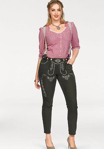 ARIZONA Tautinio stiliaus džinsai