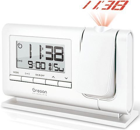 Projektionsuhr »RM 308P full white 248...