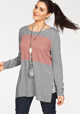 BOYSEN'S Ilgas megztinis »Colour-Blocking«