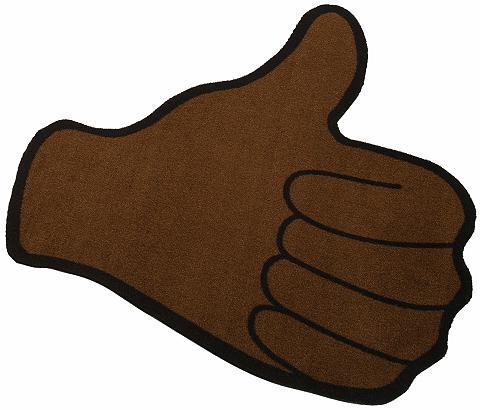 Kilimas Daumen »Emoji Thumbsup« getuft...