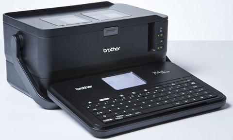 Beschriftungsgerät »P-touch D800W Desk...