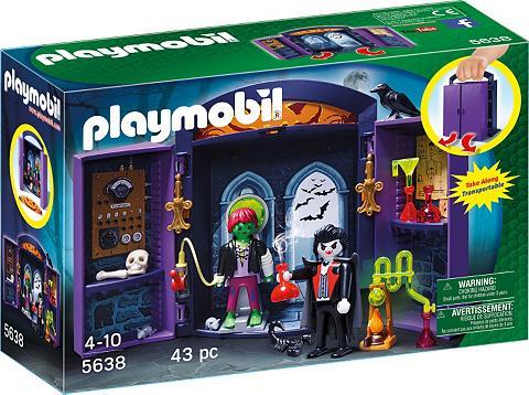 PLAYMOBIL ® Aufklapp-Spiel-Box »Monsterburg« (56...