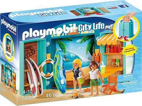 PLAYMOBIL ® Aufklapp-Spiel-Box »Surf Shop« (5641...