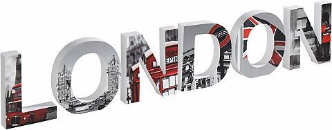 Plastikinės raidės »3D London« (6 dali...