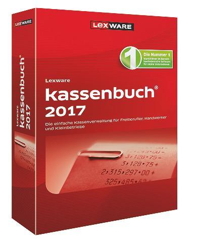 Kassenbuch-Software »kassenbuch 2017«