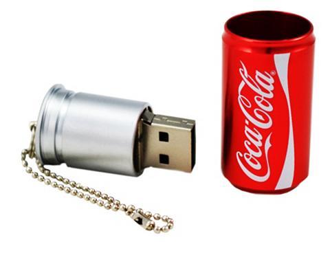 USB-Speicher »Coke Can USB raktas Driv...