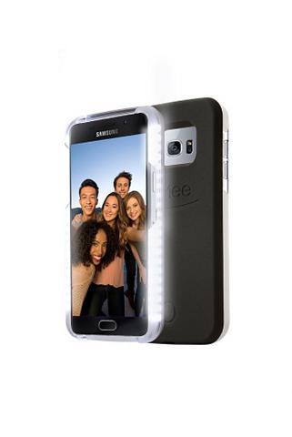 Lu Mee LED mobiliojo telefono dėklas
