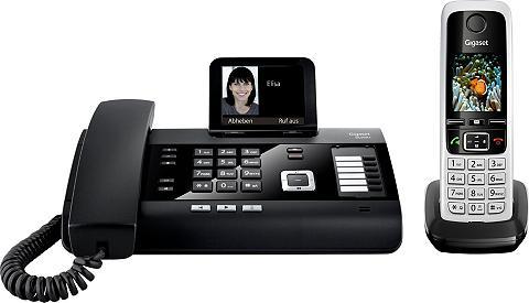 GIGASET DL500A + C430HX Telefonų rinkinys su A...