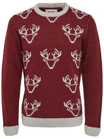 ONLY & SONS Weihnachtlicher megztinis