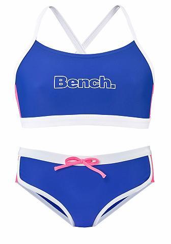 BENCH. Bikini maudymosi kostiumėlis su Kontra...