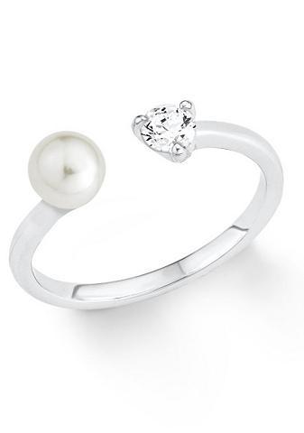 S.OLIVER RED LABEL Žiedas su perlais »2012538«