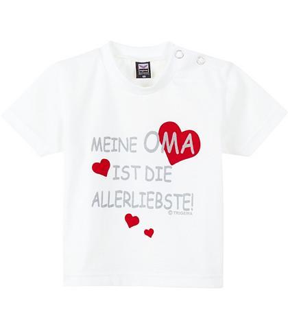 TRIGEMA Marškinėliai Omas Liebling
