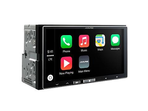 2-DIN Digital-Media-Receiver