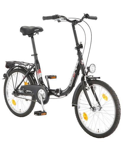 Sudedamas dviratis »Riga« 20 Zoll 3 Ga...