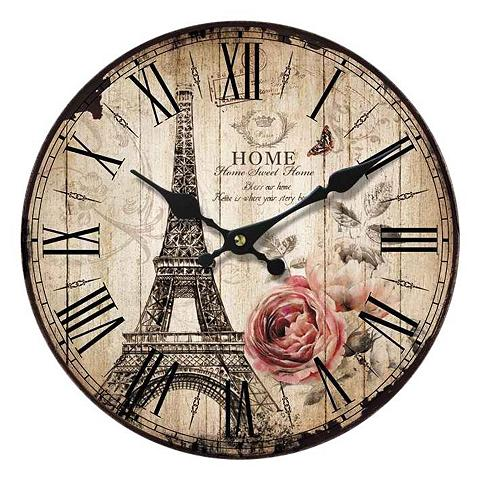 HOME AFFAIRE Sieninis laikrodis »Home«