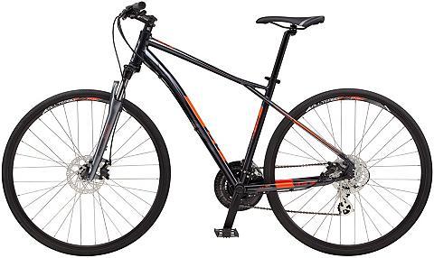 GT Sportinis dviratis 28 Zoll 20 Gang Shi...