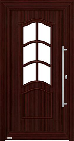 Plastikinės lauko durys »Paris« durys ...