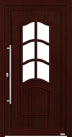 Plastikinės lauko durys »Paris« Bx H: ...