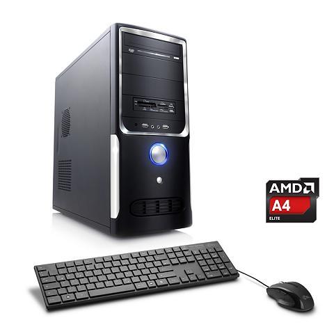 Office PC | AMD A4-5300 | Radeon HD 74...