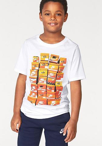 Nike Marškinėliai »BOY NSW Marškinėlia...