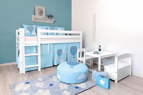 Vaikiškų baldų komplektas (4 dalių)