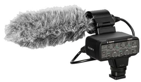 SONY Richtmikrofon »XLR-K2M XLR adapteris i...
