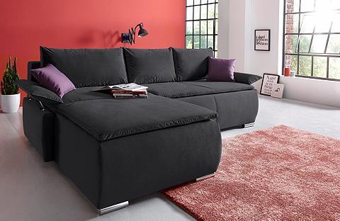 COLLECTION AB Kampinė sofa su spyruoklių sistema