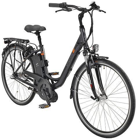 Elektrinis dviratis City Moterims »Nav...