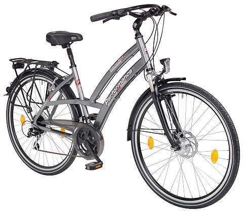 Turistinis dviratis Moterims »Montevid...