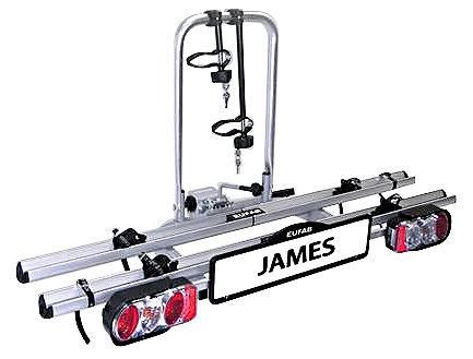 EUFAB Dviračio laikiklis »James«