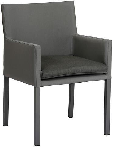 BEST Poilsio kėdė »Tobago« Alu/Ergotex anth...
