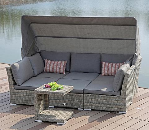 Sodo sofa-lova »Hawaii« Polyrattan bra...