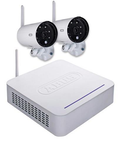 ABUS Kamera »Funk-Überwachungsset TVAC 1800...