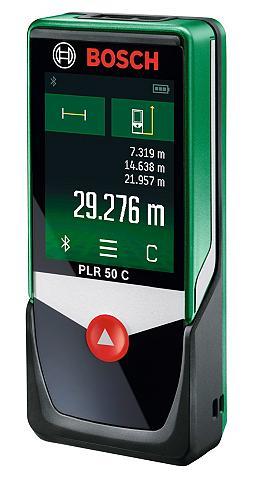 Lazerinis atstumų matuoklis »PLR 50 C«...