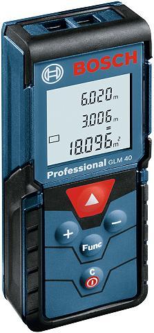 BOSCH PROFESSIONAL Lazerinis atstumų matuoklis »GLM 40«