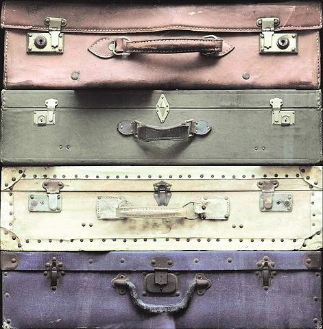 GRAHAM & BROWN Graham & Brown tapetai »Koffer«