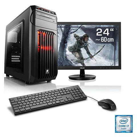 Gaming PC rinkinys | i7-6700 | Ge Forc...