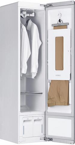 LG Dampfschrank Styler weiß