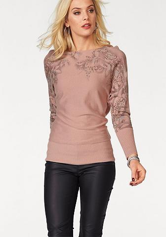 Laisvo stiliaus megztinis